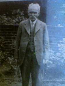 My great grandfather, Charles Edward Robb