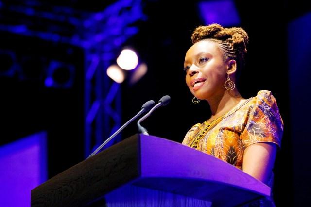 Chimamanda Ngozi Adichie (via vogue.co.uk)