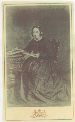 Eliza in old age