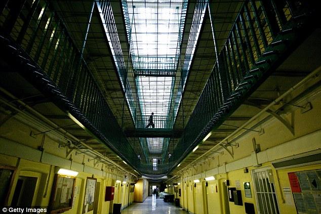 Pentonville Prison (via Getty Images)